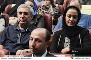 مریلا زارعی و ابراهیم حتمی کیا در اختتامیه سیزدهمین جشنواره بین المللی فیلم مقاومت