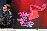 سخنرانی مسعود ده نمکی در اختتامیه سیزدهمین جشنواره بین المللی فیلم مقاومت
