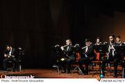 کنسرت ارکستر بادی هنرستان پسران