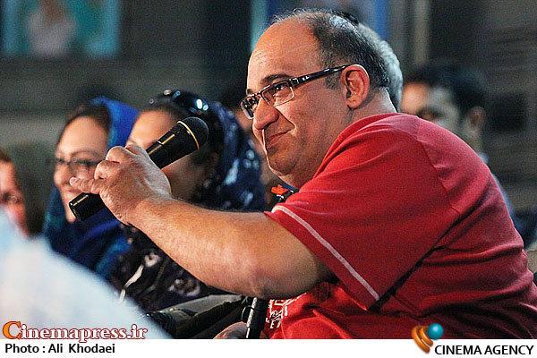 نادر سلیمانی در بیست و هشتمین جشنواره بین المللی فیلم کودک و نوجوان