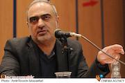 احمدرضا معتمدی در جلسه نقد و بررسی فیلم سینمایی «دیوانه ای از قفس پرید»