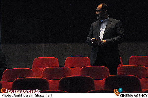 حبیب ایل بیگی در افتتاحیه سی و یکمین جشنواره بینالمللی فیلم کوتاه تهران