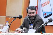 سیدعلی احمدی در نشست خبری جشنواره فیلمهای موبایلی گزارش یک نگرانی