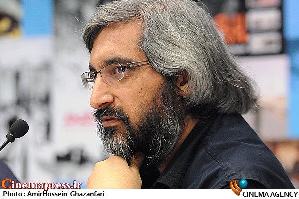 وحید جلیلی در نشست خبری پنجمین جشنواره فیلم عمار