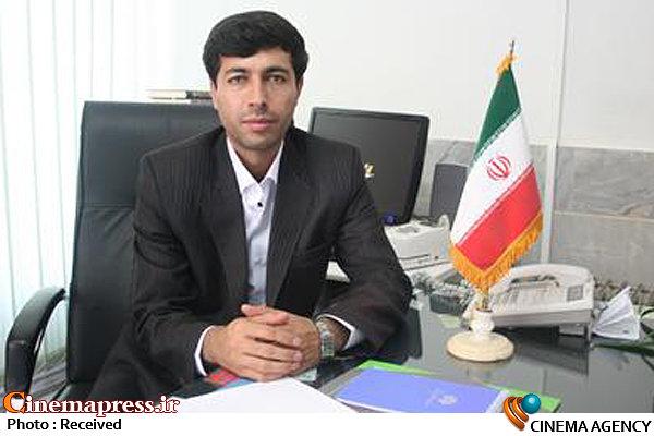 امین مرادی مدیر حوزه هنری کردستان