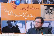 محمود گبرلو در سومین روز بیستمین نمایشگاه مطبوعات و خبرگزاریها