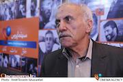 عزت الله رمضانی فر در پنجمین روز بیستمین نمایشگاه مطبوعات و خبرگزاریها