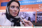 شهرزاد کمال زاده در پنجمین روز بیستمین نمایشگاه مطبوعات و خبرگزاریها