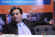 مجید اخشابی در پنجمین روز بیستمین نمایشگاه مطبوعات و خبرگزاریها