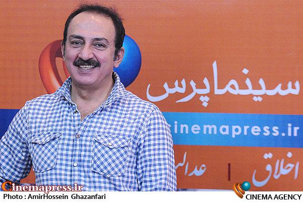 ابوالفضل جلیلی در پنجمین روز بیستمین نمایشگاه مطبوعات و خبرگزاریها