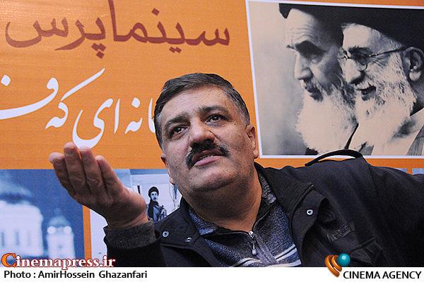 عباس رافعی در پنجمین روز بیستمین نمایشگاه مطبوعات و خبرگزاریها