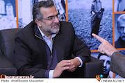 جواد شمقدری در ششمین روز بیستمین نمایشگاه مطبوعات و خبرگزاریها