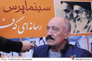 سعید راد در ششمین روز بیستمین نمایشگاه مطبوعات و خبرگزاریها