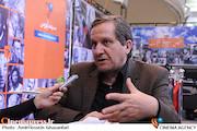 اسماعیل امینی در ششمین روز بیستمین نمایشگاه مطبوعات و خبرگزاریها