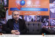 حسین مسافر آستانه در بیستمین نمایشگاه مطبوعات و خبرگزاریها