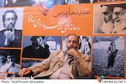 مهدی عظیمی میرآبادی در هفتمین روز بیستمین نمایشگاه مطبوعات و خبرگزاریها