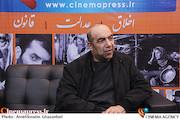 ناصر شفق در هفتمین روز بیستمین نمایشگاه مطبوعات و خبرگزاریها