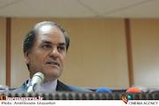 نشست خبری حسین نوش آبادی سخنگوی وزارت ارشاد