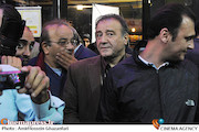 حبیب اسماعیلی در افتتاحیه فیلم سینمایی«مستانه»
