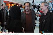 کاظم راست گفتار در افتتاحیه فیلم سینمایی«آنچه مردان درباره زنان نمی دانند»