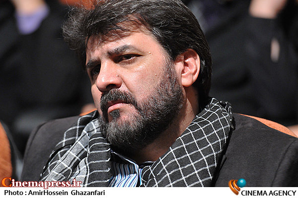 ابراهیم اصغری در یادواره شهدای فیلمساز و سینماگر بسیجی