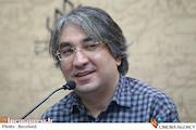 عباس کریمی در نشست نقد و بررسی فیلم مستند «هالیوود، اسب تروا»