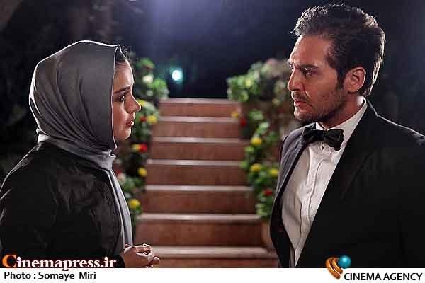 پشت صحنه فیلم سینمایی «دو عروس»