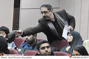 شهرام شکیبا در افتتاحیه فیلم سینمایی «مذاکرات مستقیم آقای عبدی»