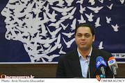 مهدی یارمحمدی در نشست خبری چهارمین جشنواره فیلم کوتاه خورشید