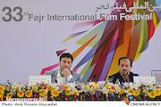 نشست خبری دبیر جشنواره فیلم فجر