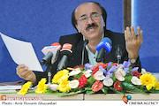 اردشیر صالح پور در نشست خبری سی و سومین جشنواره بینالمللی تئاتر فجر