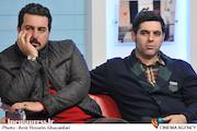 مصطفی و محسن کیایی در ویژه برنامه «یک فیلم، یک سلام»
