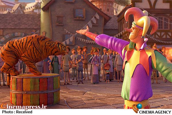 فیلم سینمایی انیمیشن«شاهزاده روم»