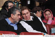 راما قویدل در افتتاحیه سی و سومین جشنواره بینالمللی فیلم فجر