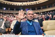 علی ربیعی در افتتاحیه سی و سومین جشنواره بینالمللی فیلم فجر