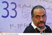 کیوان علی محمدی در نشست خبری فیلم سینمایی«ارغوان»