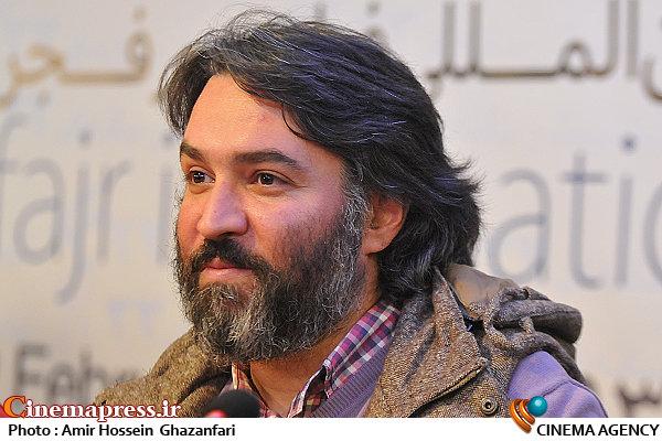 کاوه سجادی حسینی در نشست خبری فیلم سینمایی«بوفالو»