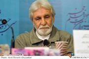 بهمن زرین پور در نشست خبری فیلم سینمایی«حکایت عاشقی»