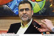 حضور حجت اله ایوبی در کاخ سی و سومین جشنواره فیلم فجر