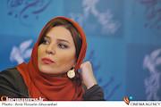 سحر دولتشاهی در نشست خبری فیلم سینمایی«عصر یخبندان»
