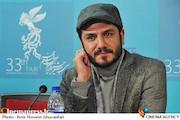 عباس غزالی در نشست خبری فیلم سینمایی«اعترافات ذهن خطرناک من»