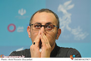 بهرام توکلی در نشست خبری فیلم سینمایی«من دیه گومارادونا هستم»