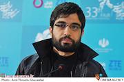 محمد کارت در نشست خبری فیلم سینمایی«آزادی مشروط»