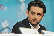 امیرحسین آرمان در نشست خبری فیلم سینمایی«شیفت شب»