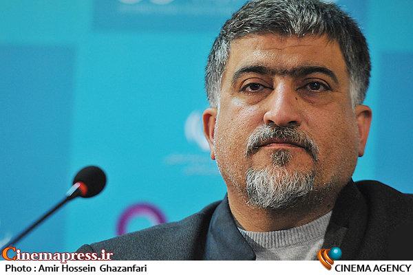 عباس بلوندی در نشست خبری فیلم سینمایی«آزادی مشروط»
