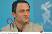 حسین یاری در نشست خبری فیلم سینمایی«پدر آن دیگری»