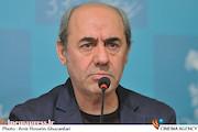کمال تبریزی در نشست خبری فیلم سینمایی«طعم شیرین خیال»