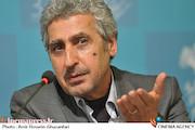 مسعود جعفری جوزانی در نشست خبری فیلم سینمایی«ایران برگر»