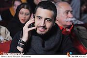 مهرداد صدیقیان در اکران فیلم سینمایی«لامپ صد»