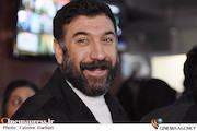 علی انصاریان در اکران خصوصی فیلم سینمایی«دوربین»